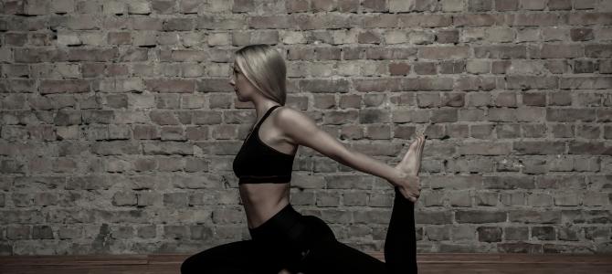 Stretching dla początkujących (rozciąganie) 2
