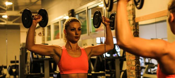 Kobieta na siłowni. Pierwszy trening- jak się przygotować?