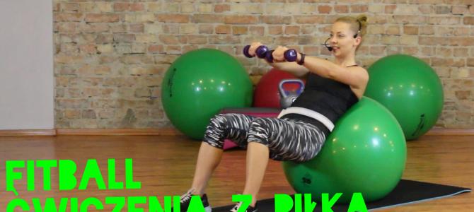 FitBall 2- ćwiczenia z piłką