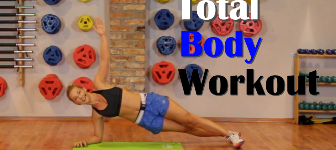 Godzinny Total Body Workout