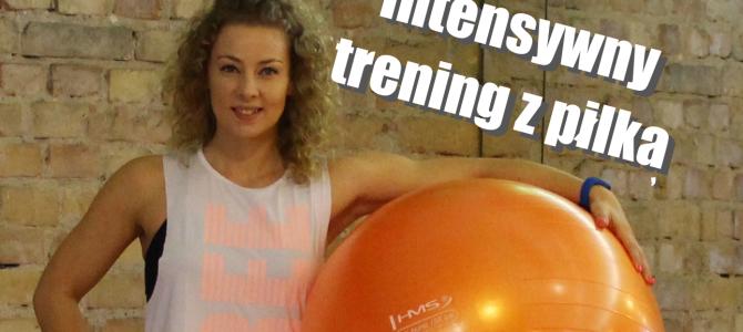 Intensywny trening z piłką | FitBall 4