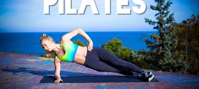 PILATES na żywo YouTube