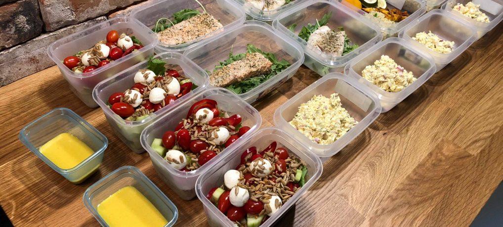 Lunch Box- dbaj o świetną FIGURĘ, oszczędzaj czas i pieniądze