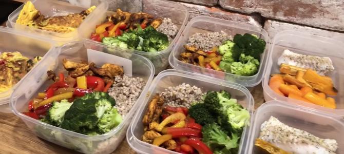 Fit Lunch Box'y  Jedz, chudnij, oszczędzaj czas i pieniądze