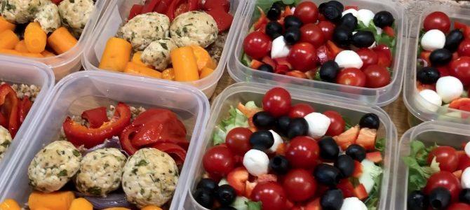 FIT Lunch Boxy  Dania na kilka dni