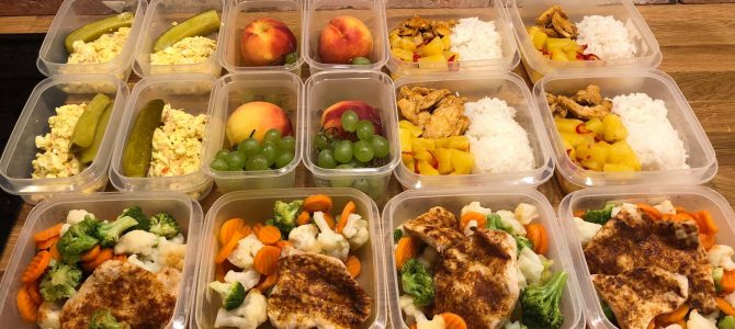 FIT LunchBoxy Expresowe w 45 minut