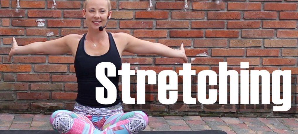 Stretching całego ciała PO TRENINGU