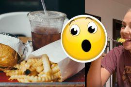 frytki, cola, hamburgery - pokusy młodości